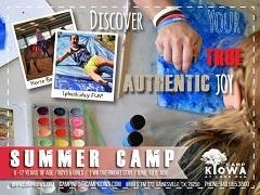 Camp Kiowa at Lone Oak Ranch in Texas