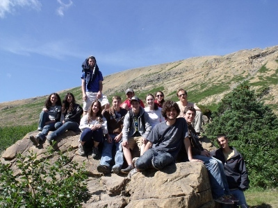 Canada International Teen Tours Travel 49
