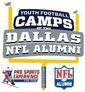 Dallas NFL Alumni Hero Youth Football Camps