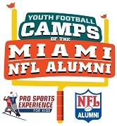 Miami NFL Alumni Hero Youth Football Camps