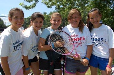 adidas tennis camps