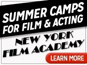 New York Film Academy Acting for Film in Australia