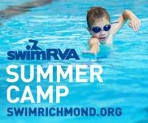 Swim RVA Summer Swim Camp
