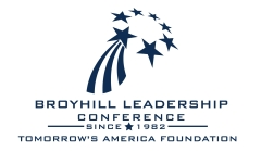 Broyhill Leadership Conferences