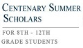 Centenary Summer Scholars Academic Programs