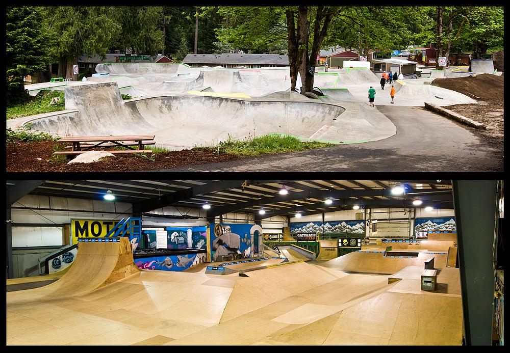 Windells Skateboard Camp