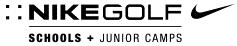 NIKE Junior Golf Camps, Wichita State University