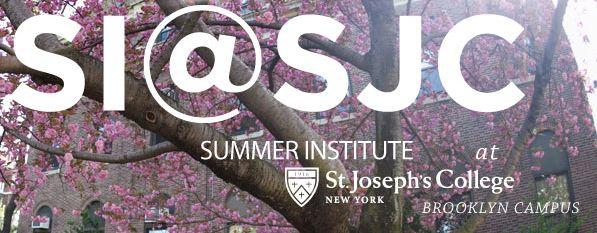 Summer Institute at St Josephs College Academic Programs