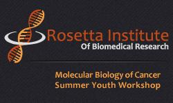 Molecular Biology of Cancer Summer Youth Workshop