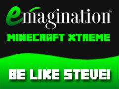 Emagination Minecraft Xtreme Camp