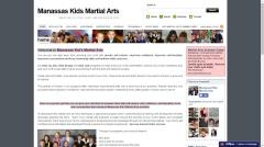 Manassas Kids Martial Arts