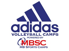 Adidas Volleyball Camp - MB Sports