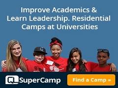 SuperCamp - Junior, Senior, Leadership, Quantum U Programs