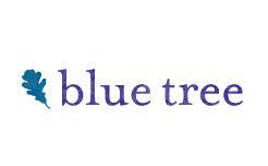 Blue Tree at Bryn Mawr College Art Programs