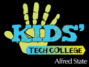 Kids Tech College at Alfred State