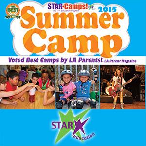 Art Studio at Star Camps