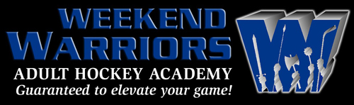 Weekend Warriors Adult Hockey Academy
