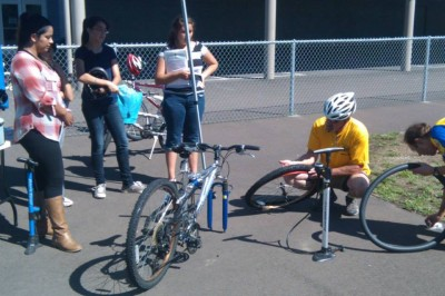 Summer Bicycle Adventure Camp