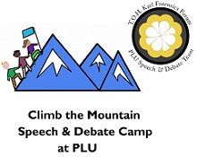 Climb the Mountain Speech & Debate Camp