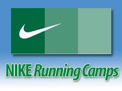 Nike Clark Family Running Camp at Pennington