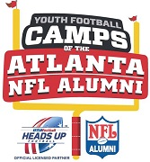 Atlanta NFL Alumni Hero Youth Football Camps