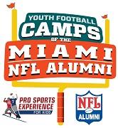 Miami NFL Alumni Hero Youth Football Camps