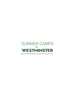 Westminster Summer Programs
