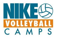 Nike Volleyball Camp Courts Plus Community Fitness