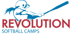 Revolution Softball Camps in New Jersey, Massachusetts, Ohio, and Virginia