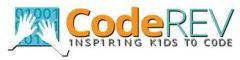 CodeREV Kids Tech Camps: Code, Create, Animate, and Explore STEAM!