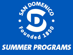San Domenico Summer Programs