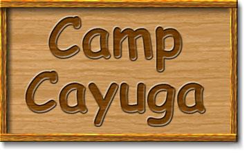 Camp Cayuga in the Pocono Mountains
