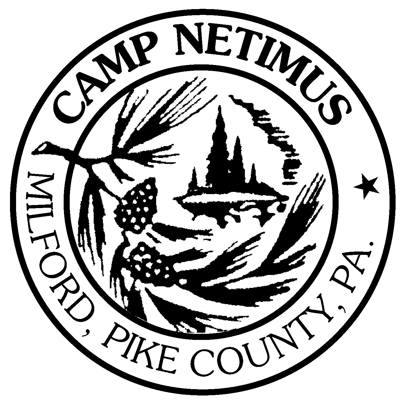 Camp Netimus for Girls