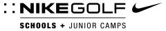 NIKE Junior Golf Camps Wintergreen Resort