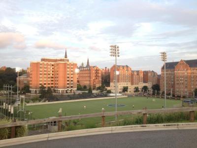 Georgetown University Summer Tours