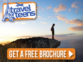 Travel for Teens: Travel Programs for Older Teens