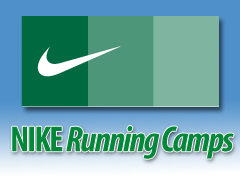 Nike Clark Family Running Camp at Pennington