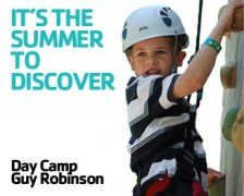 YMCA Day Camp Guy Robinson