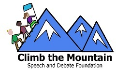 Climb the Mountain Speech & Debate Camps