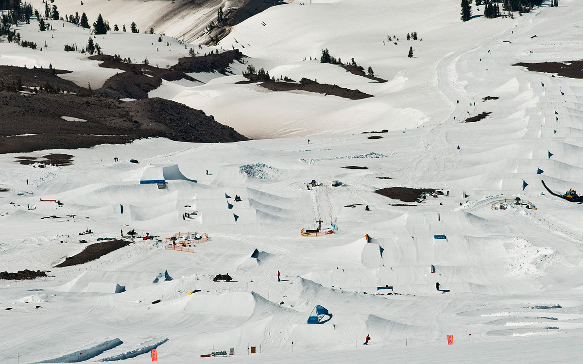 Windells Snowboard Camp
