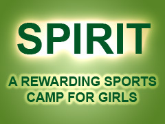 SPIRIT Sports Camp for Girls