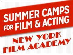 Film and Acting Camp at NY Film Academy - Florida