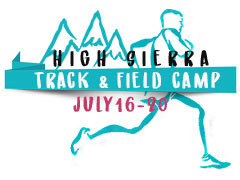 High Sierra Track & Field Camp & Coach Harry Marra