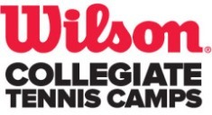 The Wilson Collegiate Tennis Camps at the College of Wooster Day Programs