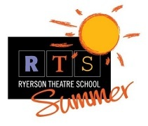 Ryerson Theatre School Summer Programs